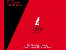 TEFAF Art Market Report 2013 – The Global Art Market with a focus on China and Brazil.