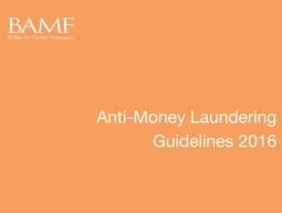 Anti-Money Laundering Guidelines 2016