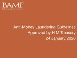Anti-Money Laundering Guidelines 2020
